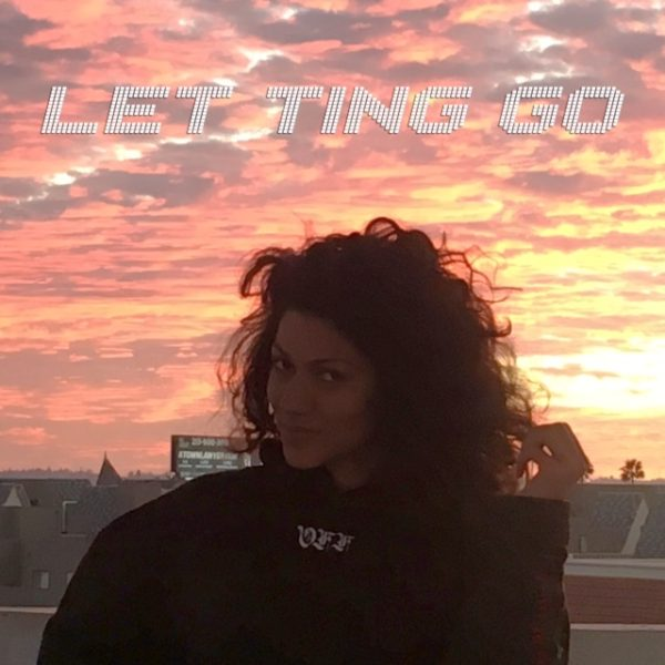 asmara let ting go EP cover